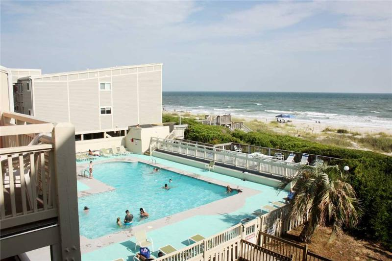 Home Away From Home #702 1000 Caswell Beach Road - Image 1 - Caswell Beach - rentals