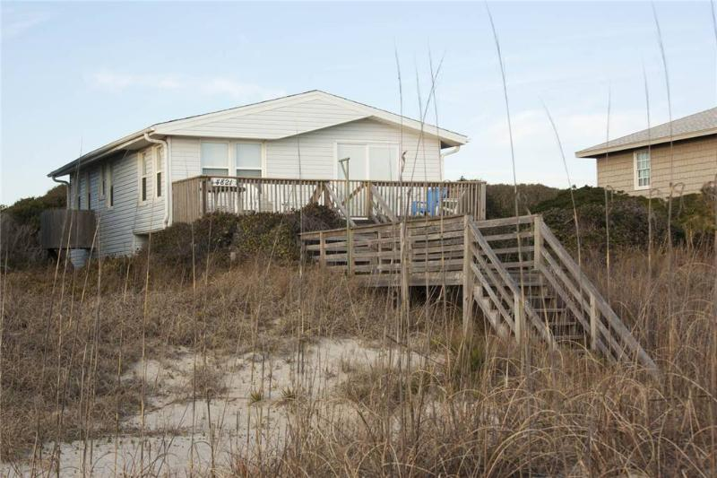 Absolute  Accord 4821 West Beach Drive - Image 1 - Oak Island - rentals