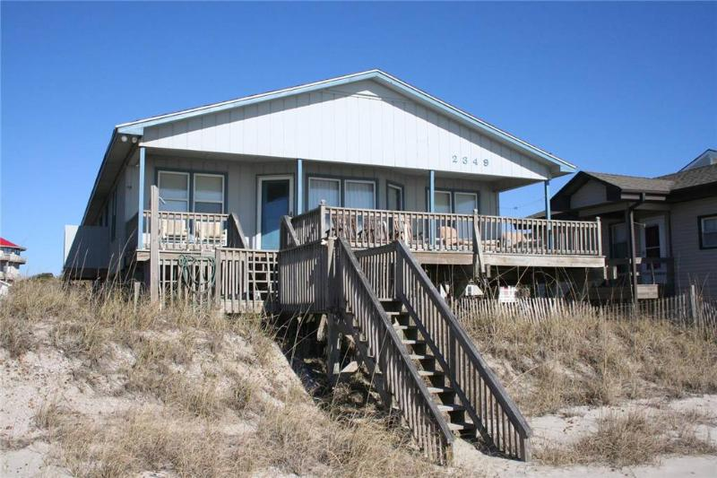 Afternoon Delight 2349 West Beach Drive - Image 1 - Oak Island - rentals