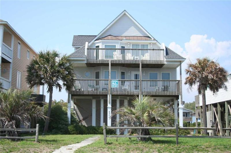 Almost Home Upstairs 4306 East Beach Drive - Image 1 - Oak Island - rentals