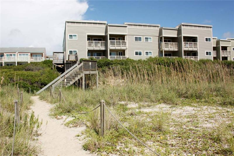 A Pirate Looks At 40 #505 1000 Caswell Beach Road - Image 1 - Caswell Beach - rentals