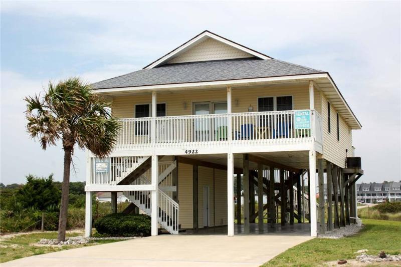 A Watts Landing 4922 East Beach Drive - Image 1 - Oak Island - rentals