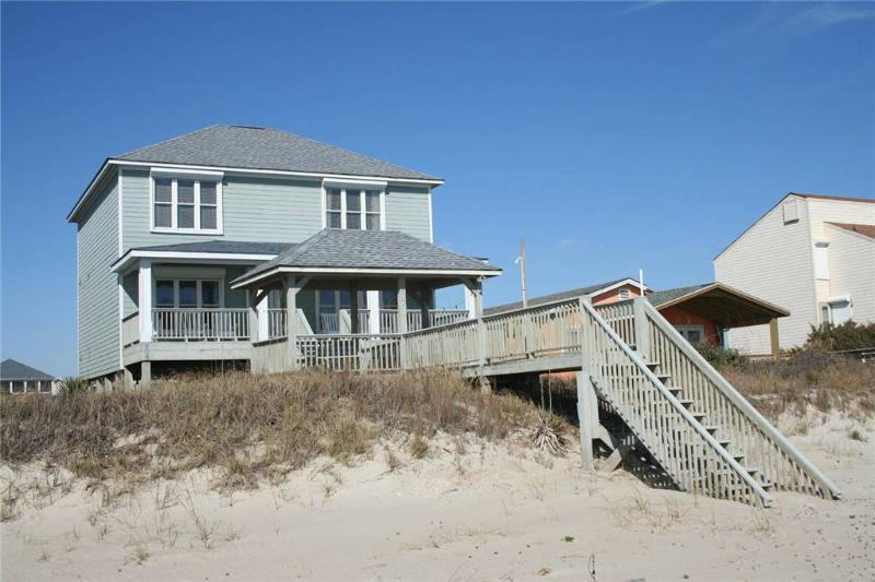 Beach Baby  2707 West Beach Drive - Image 1 - Oak Island - rentals