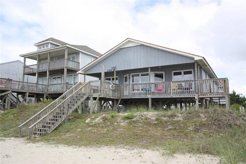 Beach Breeze 2509 West Beach Drive - Image 1 - Oak Island - rentals