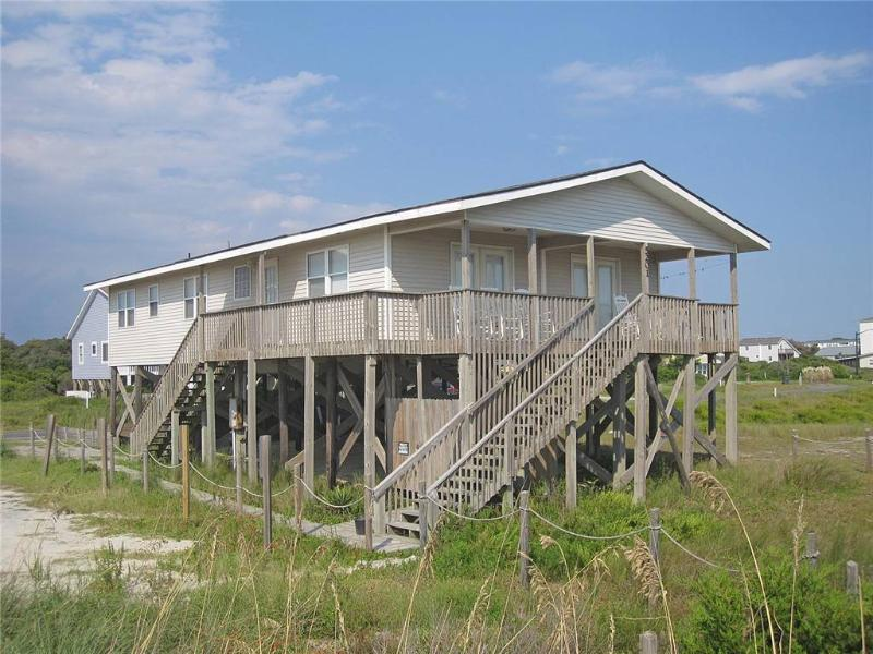Beach Bums 5201 East Beach Drive - Image 1 - Oak Island - rentals