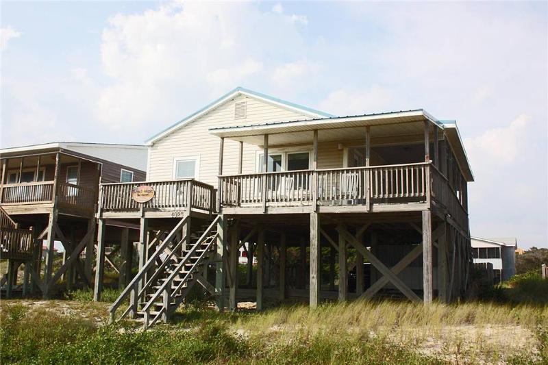 Beach Music 4023 East Beach Drive - Image 1 - Oak Island - rentals