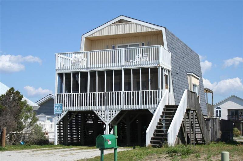 BeachyPeachyKeen.com 2604 East Beach Drive - Image 1 - Oak Island - rentals