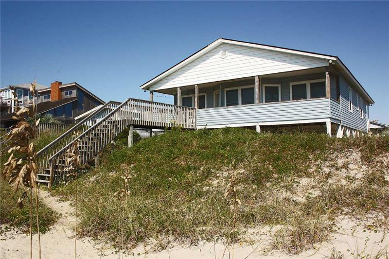 Beachy Woman 3301 West Beach Drive - Image 1 - Oak Island - rentals