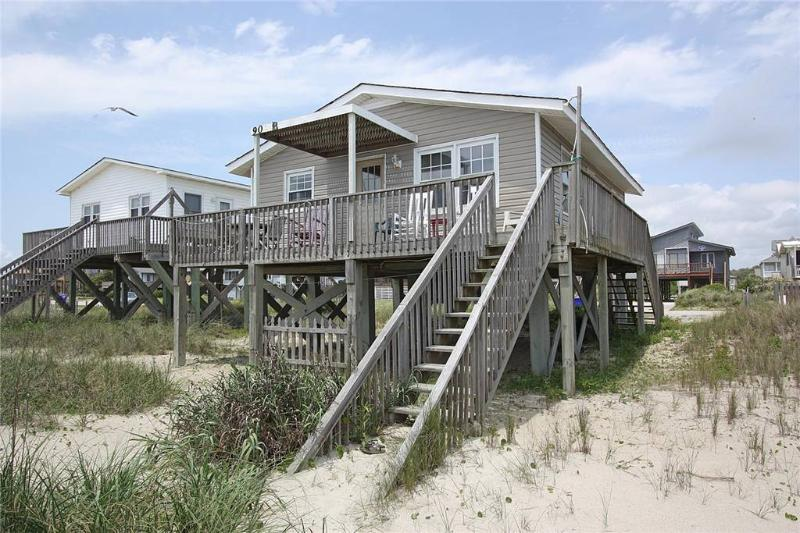 Bear Necessities 905 East Beach Drive - Image 1 - Oak Island - rentals
