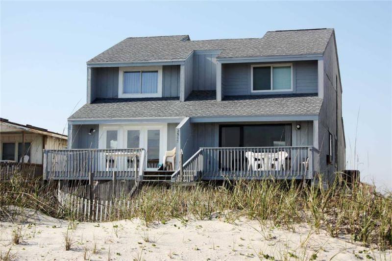 Boardwalk 2 2513 West Beach Drive - Image 1 - Oak Island - rentals
