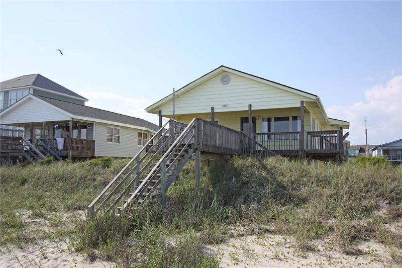 Boys Oh Boy 1703 West Beach Drive - Image 1 - Oak Island - rentals