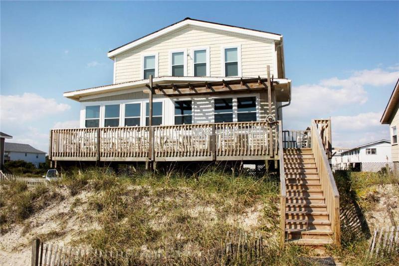 Brief Relief 301 East  Beach Drive - Image 1 - Oak Island - rentals