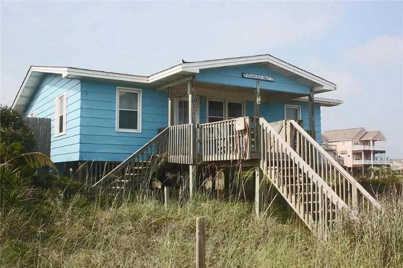 Cabana Boy 1011 West Beach Drive - Image 1 - Oak Island - rentals