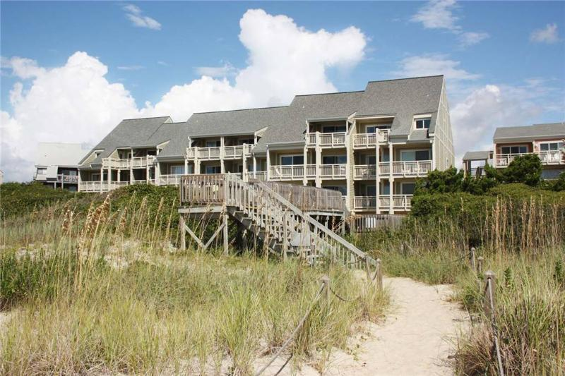 Carefree #714 1000 Caswell Beach Road - Image 1 - Caswell Beach - rentals