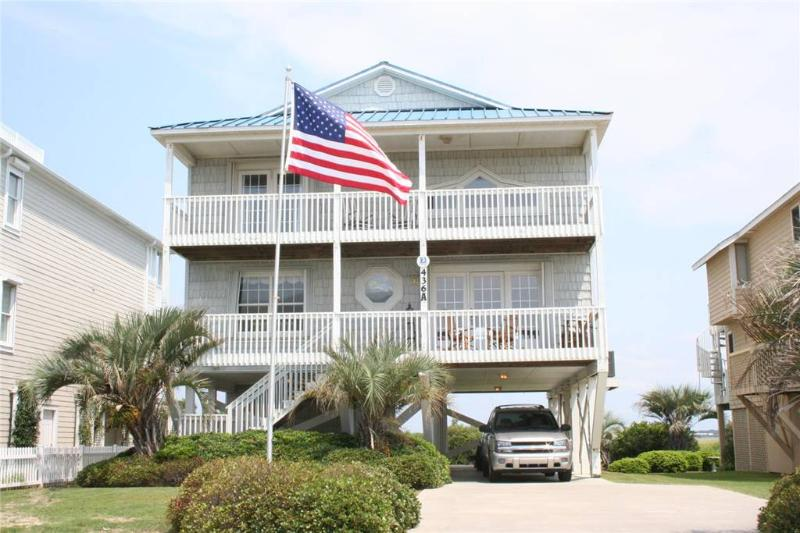 Clear For Take Off 436A Caswell Beach Road - Image 1 - Caswell Beach - rentals