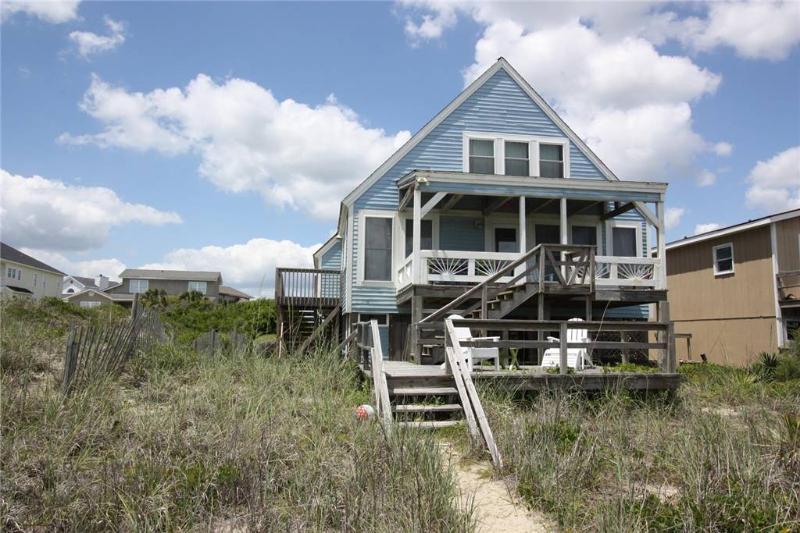 Cuddle Fish 6321 West Beach Drive - Image 1 - Oak Island - rentals