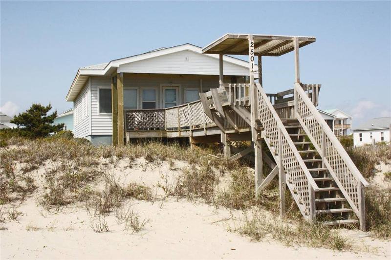 Dawson House 2501 West Beach Drive - Image 1 - Oak Island - rentals