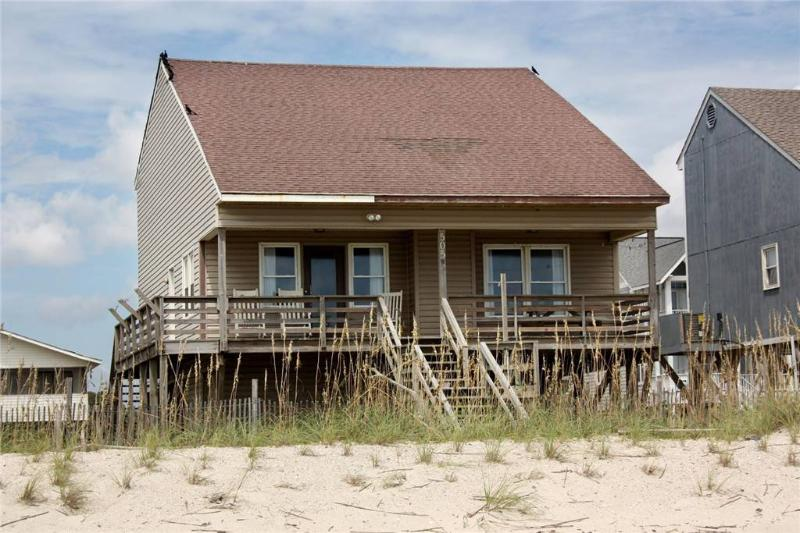Dolphin Song 505 West Beach Drive - Image 1 - Oak Island - rentals