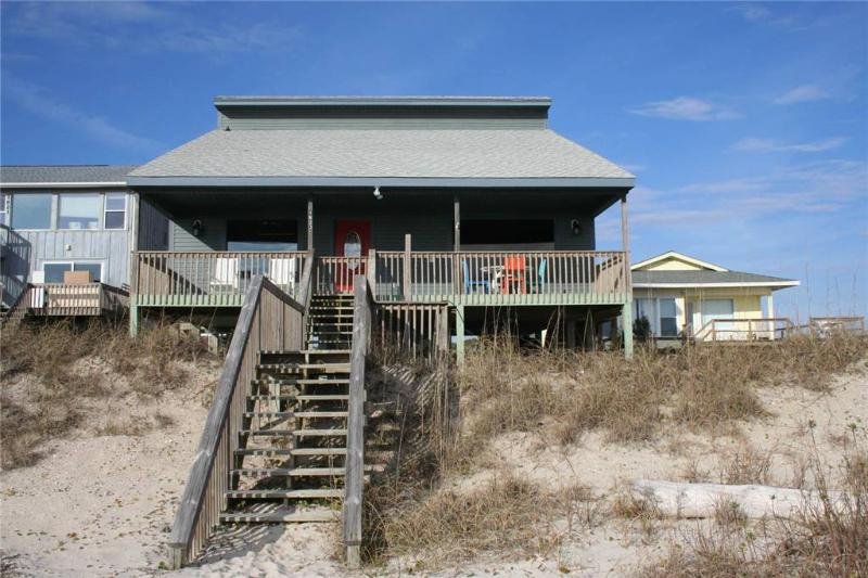 Dreamsicle 1623 East Beach Drive - Image 1 - Oak Island - rentals
