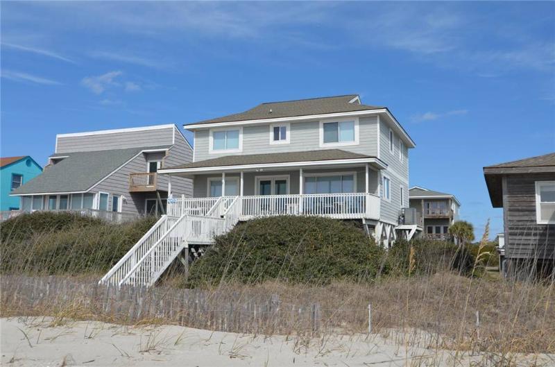 Dunes 709 West Beach Drive - Image 1 - Oak Island - rentals