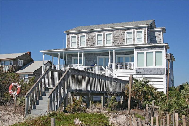 Edgar's Encore 6609 West Beach Drive - Image 1 - Oak Island - rentals