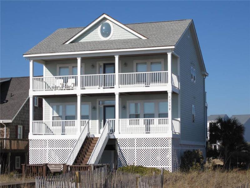 Geneva, Too 6309 West Beach Drive - Image 1 - Oak Island - rentals