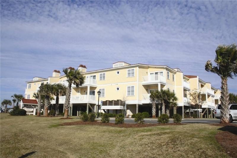 Sea N is Believe N  #211 700 Ocean Drive - Image 1 - Oak Island - rentals