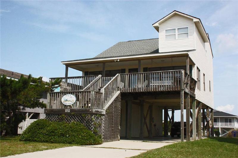 It's A Good Thing  1712 W. Beach Dr. - Image 1 - Oak Island - rentals