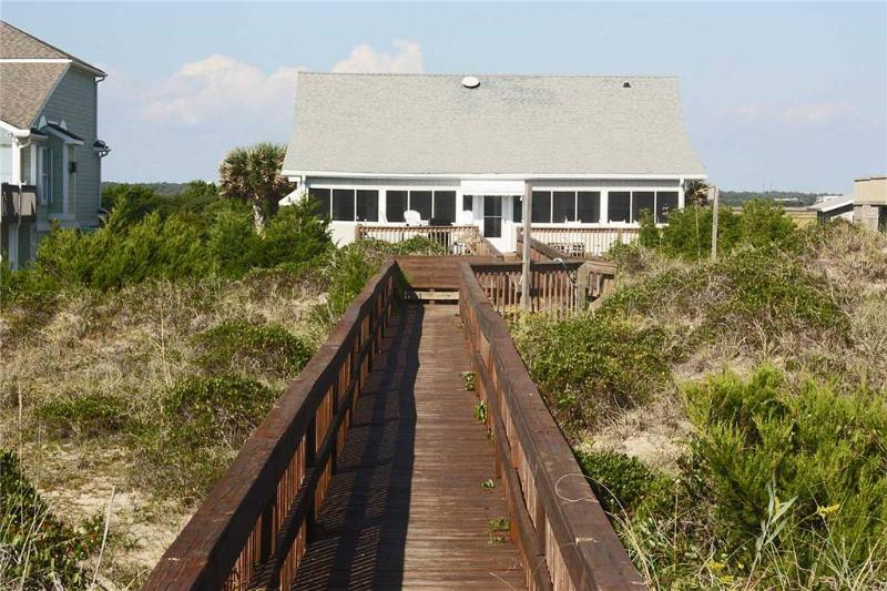 Kick Back Cottage 603 Caswell Beach Rd. - Image 1 - Caswell Beach - rentals