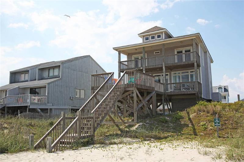 La Porte de la Mer  2511 West Beach - Image 1 - Oak Island - rentals