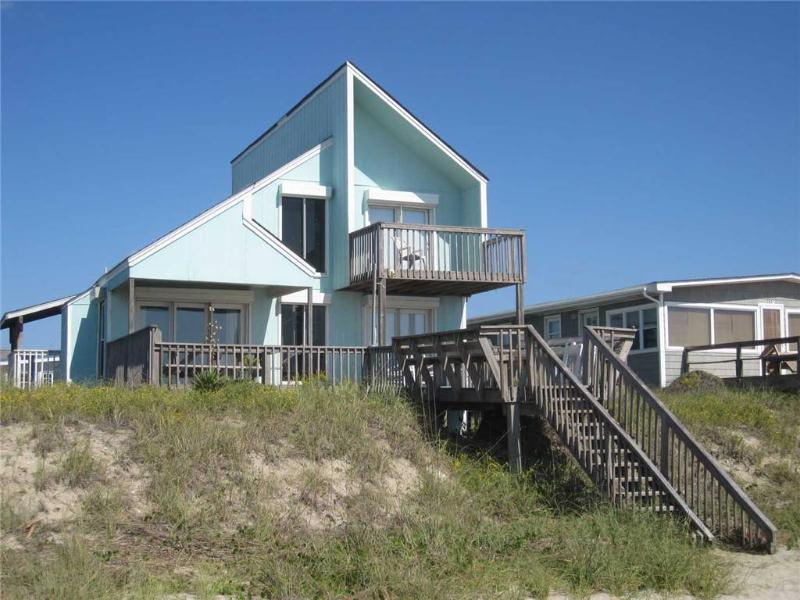 Looney Dunes  2519 West Beach Drive - Image 1 - Oak Island - rentals