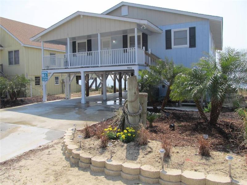 Mary's Boys 3923 West Beach Drive - Image 1 - Oak Island - rentals