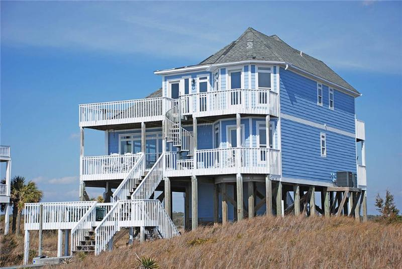 Miracle Point 6941 Kings Lynn Drive - Image 1 - Oak Island - rentals