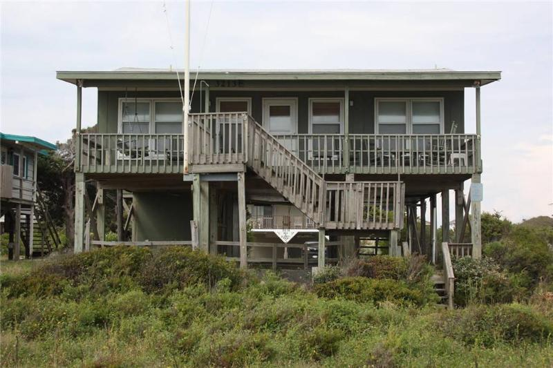 Moonlight Serenade  3213 East Beach Drive - Image 1 - Oak Island - rentals