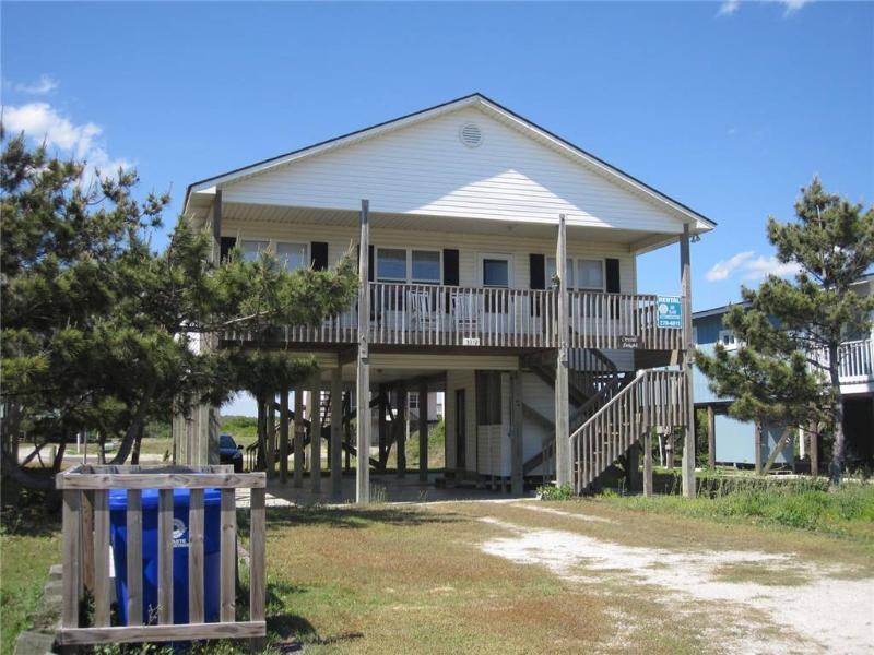 Ocean Delight  3312 West Beach Drive - Image 1 - Oak Island - rentals