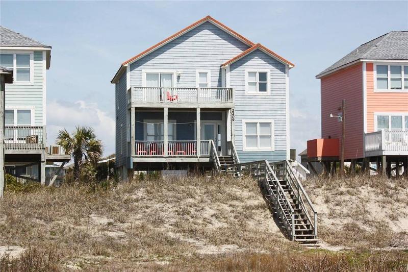 Ocean Potion  2209 East Beach Drive - Image 1 - Oak Island - rentals