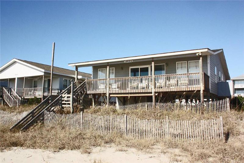 Overdraft  2023 West Beach Drive - Image 1 - Oak Island - rentals