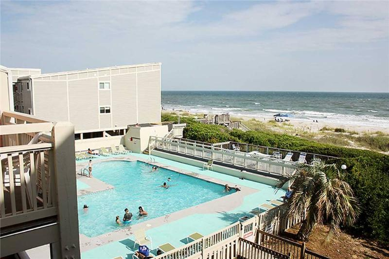 The Dolphin Unit #1201 1000 Caswell Bch. Rd. - Image 1 - Caswell Beach - rentals