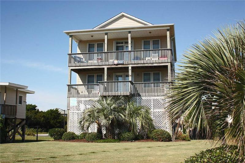 Patriot's Dream 3704 East Beach Dr. - Image 1 - Oak Island - rentals