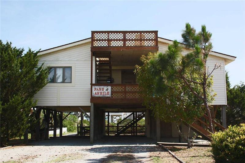 Paws Awhile 2021 W Dolphin Drive - Image 1 - Oak Island - rentals