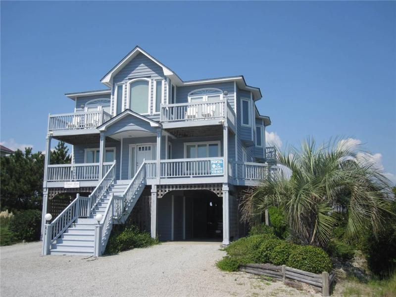 Prime Time  414 Caswell Beach Road - Image 1 - Caswell Beach - rentals