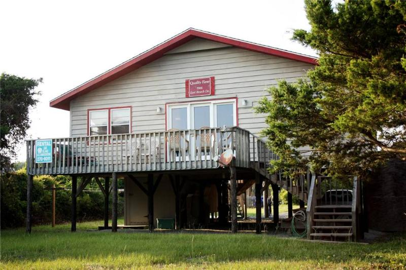 Quality Time 1906 East Beach Drive - Image 1 - Oak Island - rentals
