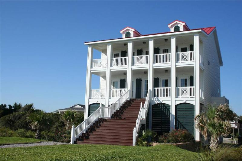 Rose Dew 3710 East Beach Dr. - Image 1 - Oak Island - rentals