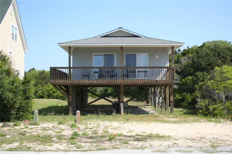 Sandy Paws 220 West Dolphin Drive - Image 1 - Oak Island - rentals