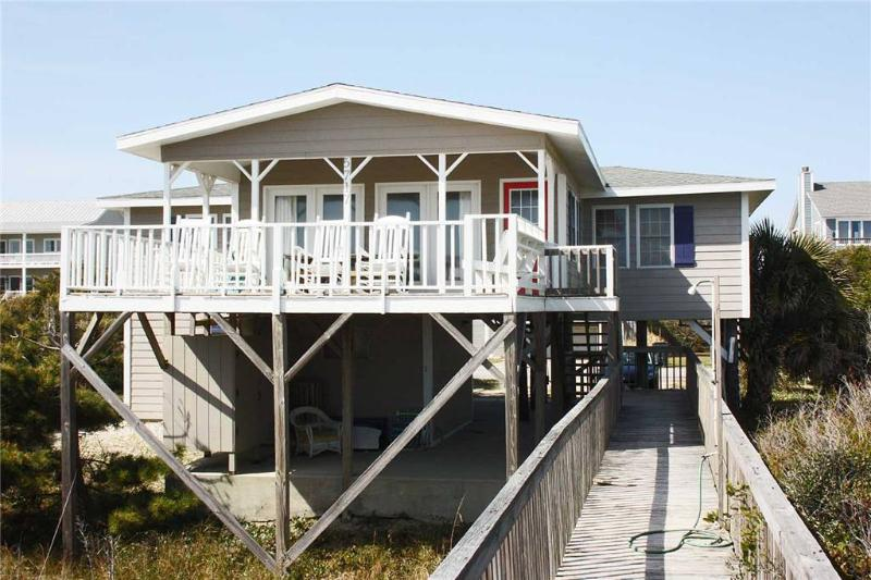 Sea and Sound  5717 West Beach - Image 1 - Oak Island - rentals