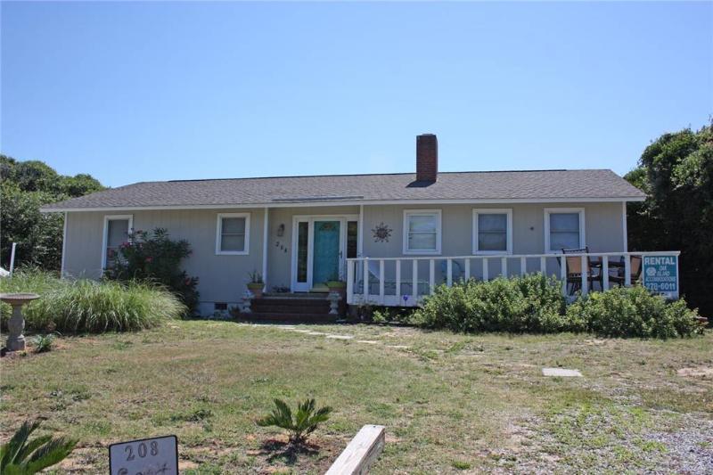 Serendipity   208 Trott Street - Image 1 - Oak Island - rentals