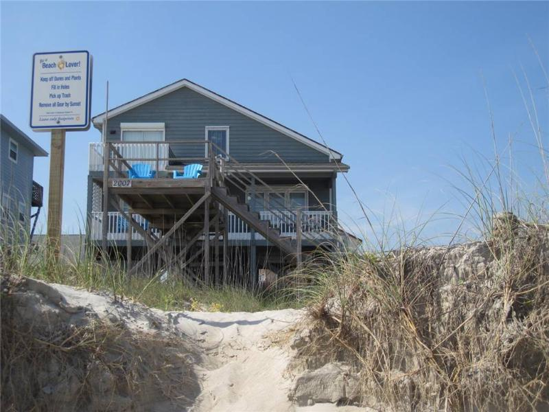 Serenity Too 2007 West Beach Dr. - Image 1 - Oak Island - rentals