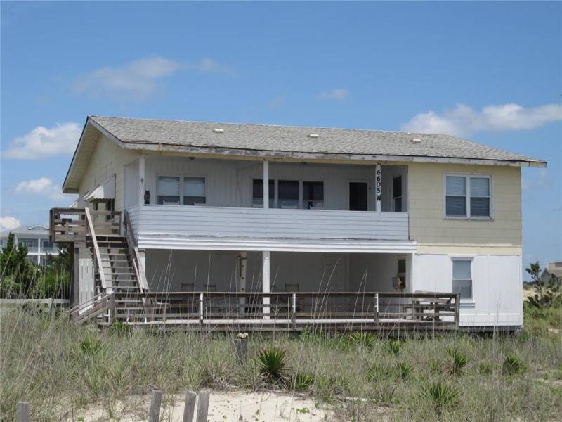 Shelburne  6605 West Beach Drive - Image 1 - Oak Island - rentals