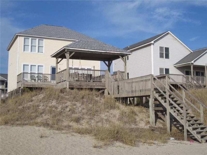 Shore Quarters 2201 East Beach Drive - Image 1 - Oak Island - rentals