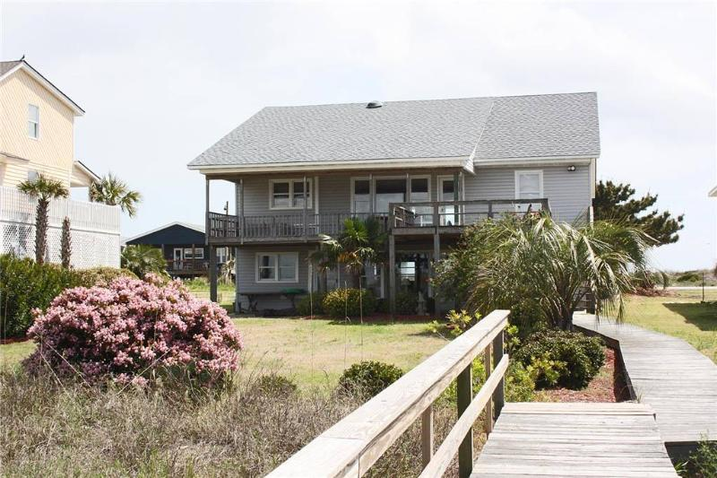 Sound Sleeper 6016 West Beach Drive - Image 1 - Oak Island - rentals